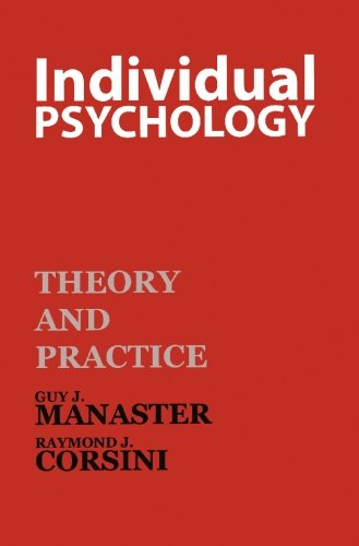 Individual Psychology : Theory and Practice 1st edition cover