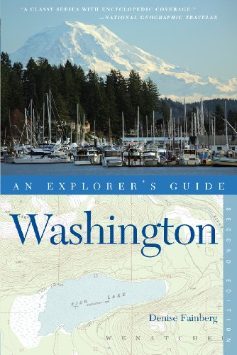 Washington 2nd Edition  2nd 9780881509748 Front Cover