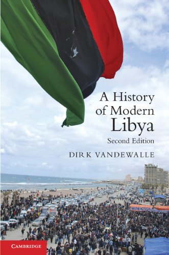 History of Modern Libya  2nd 2011 (Revised) 9781107615748 Front Cover