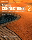 MAKING CONNECTIONS LEVEL 2 STUDENT'S BOOK 2ND EDITION  2nd 2013 (Revised) edition cover