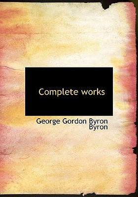 Complete Works N/A 9781115254748 Front Cover