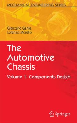 Automotive Chassis Components Design  2009 9781402086748 Front Cover