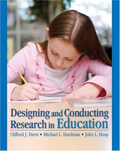 Designing and Conducting Research in Education   2008 edition cover