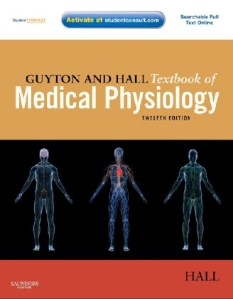 Medical Physiology  12th 2011 9781416045748 Front Cover