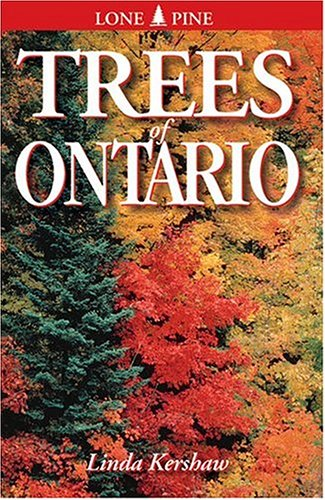 Trees of Ontario Including Tall Shrubs  2001 (Revised) 9781551052748 Front Cover