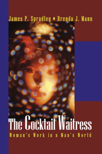 Cocktail Waitress Woman's Work in a Man's World N/A edition cover