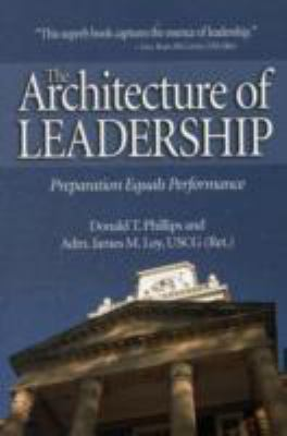 Architecture of Leadership Preparation Equals Performance  2008 edition cover