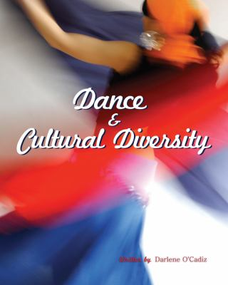 Dance and Cultural Diversity   2013 edition cover