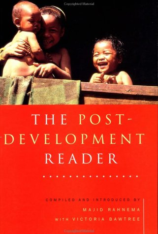 Post-Development Reader   1997 edition cover