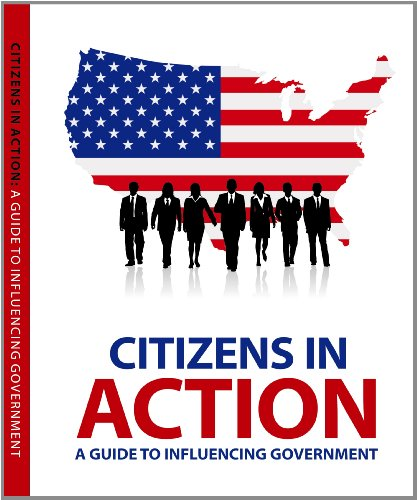 Citizens in Action A Guide to Lobbying and Influencing Government  2009 edition cover