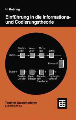 Einführung in die Informations- und Codierungstheorie:   1995 edition cover
