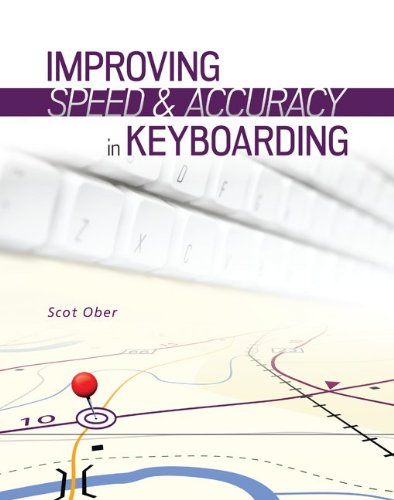 Improving Speed and Accuracy in Keyboarding   2014 edition cover