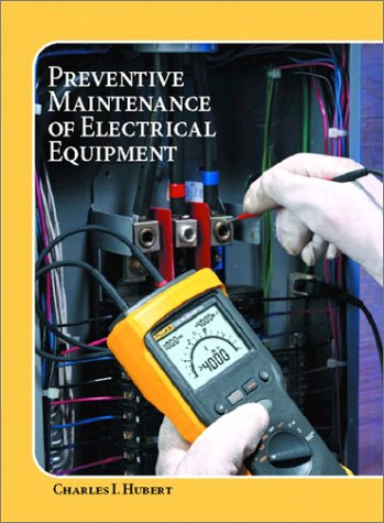 Operating, Testing, and Preventive Maintenance of Electrical Power Apparatus  4th 2003 edition cover