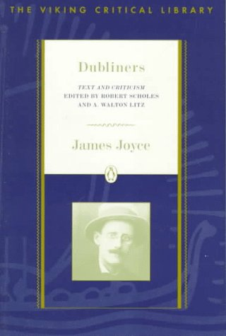 Dubliners Text and Criticism; Revised Edition  1996 (Revised) edition cover