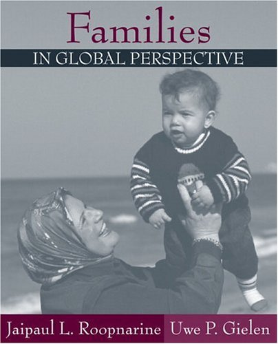 Families in Global Perspective   2005 edition cover