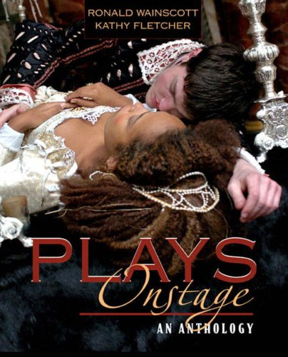 Plays Onstage An Anthology  2006 edition cover