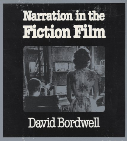 Narration in the Fiction Film  Reprint edition cover