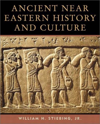 Ancient near Eastern History and Culture   2003 edition cover
