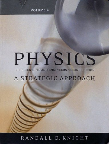 Physics for Scientists and Engineers A Strategic Approach 2nd 2008 edition cover