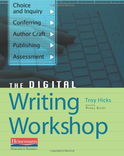 Digital Writing Workshop   2009 edition cover
