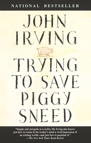 Trying to Save Piggy Sneed  N/A edition cover
