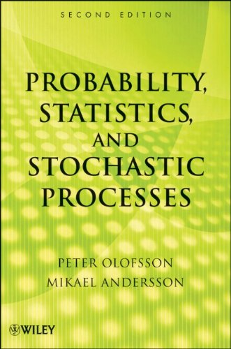 Probability, Statistics, and Stochastic Processes  2nd 2012 9780470889749 Front Cover