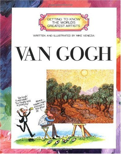 Getting to Know the Worlds Greatest Artists: Van Gogh   1995 edition cover