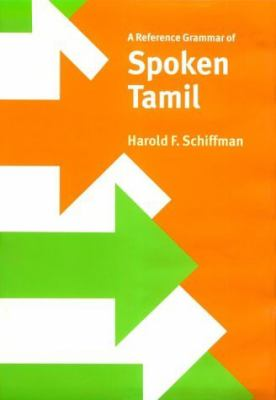 Reference Grammar of Spoken Tamil   1999 9780521640749 Front Cover