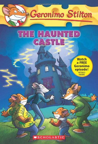Haunted Castle   2011 9780545103749 Front Cover