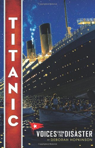 Titanic Voices from the Disaster  2012 edition cover