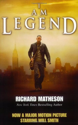 I Am Legend  Movie Tie-In  edition cover