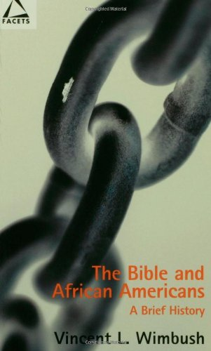Bible and African Americans A Brief History  2003 edition cover