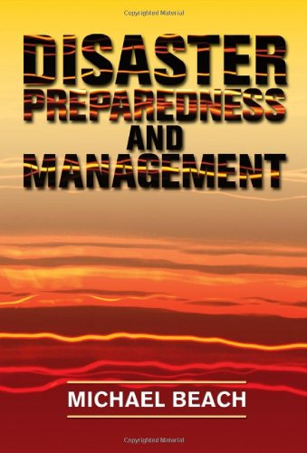 Disaster Preparedness and Management   2010 edition cover
