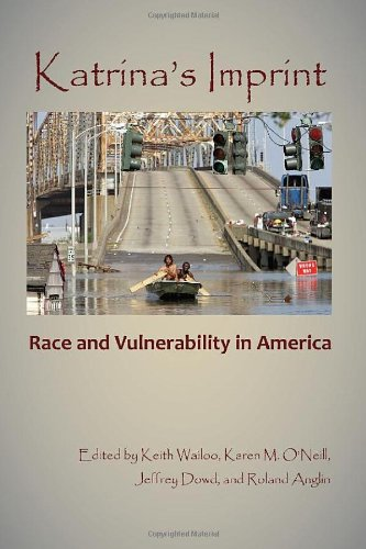 Katrina's Imprint Race and Vulnerability in America  2010 edition cover