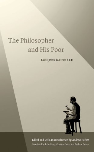 Philosopher and His Poor   2004 edition cover
