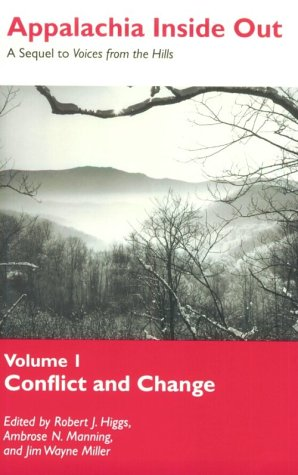 Appalachia Inside Out - Conflict and Change  N/A edition cover