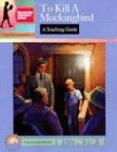 To Kill a Mockingbird   1998 (Teachers Edition, Instructors Manual, etc.) edition cover