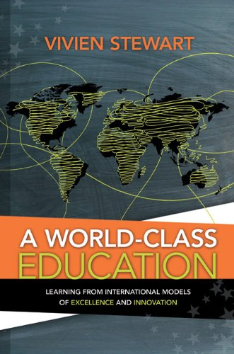 World-Class Education Learning from International Models of Excellence and Innovation  2012 edition cover