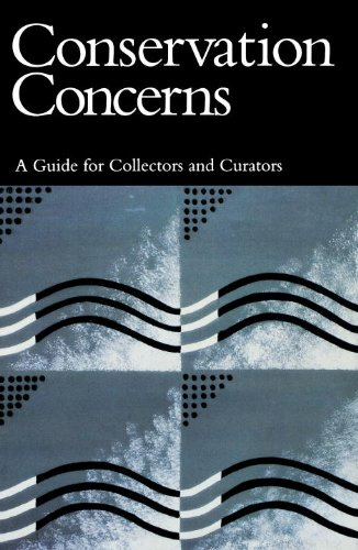Conservation Concerns A Guide for Collectors and Curators  1992 9781560981749 Front Cover