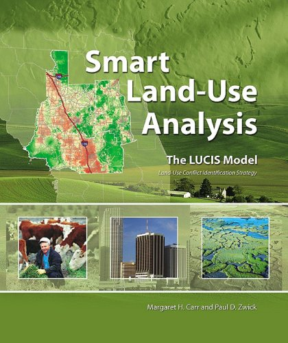 Smart Land-Use Analysis The LUCIS Model  2007 edition cover