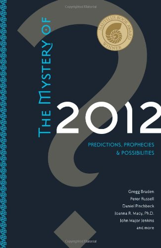 Mystery Of 2012 Predictions, Prophecies, and Possibilities  2009 edition cover
