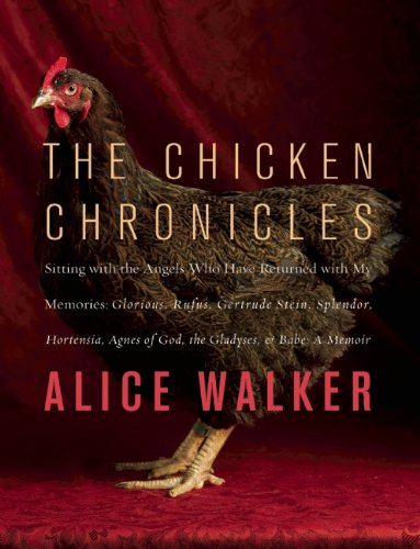 Chicken Chronicles Sitting with the Angels Who Have Returned with My Memories - Glorious, Rufus, Gertrude Stein, Splendor, Hortensia, Agnes of God, the Gladyses, and Babe - A Memoir N/A edition cover