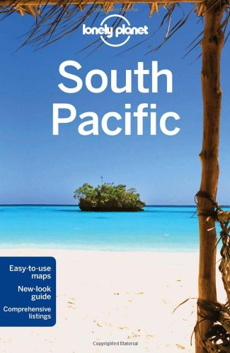 South Pacific 5  5th 2012 (Revised) 9781741797749 Front Cover