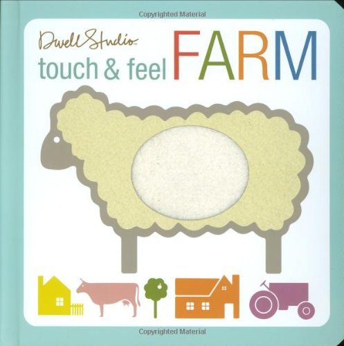 Touch and Feel Farm  N/A 9781934706749 Front Cover