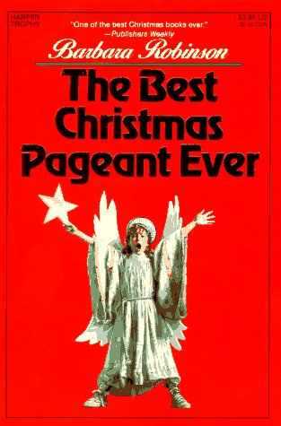 Best Christmas Pageant Ever   2005 edition cover
