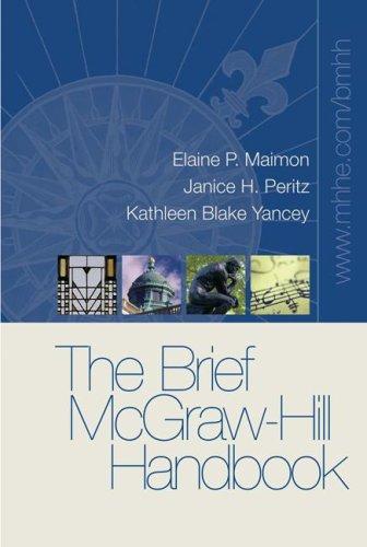 Brief Mcgraw-Hill Handbook   2008 edition cover