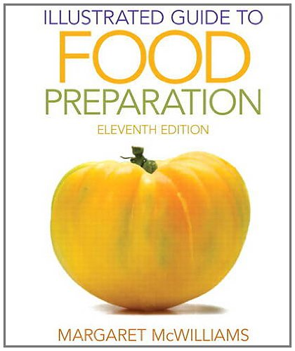Illustrated Guide to Food Preparation  11th 2013 (Revised) edition cover