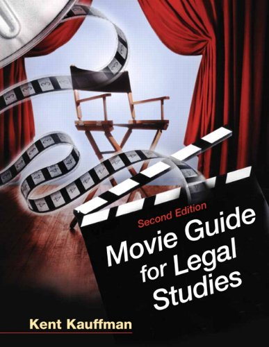 Movie Guide for Legal Studies  2nd 2011 edition cover