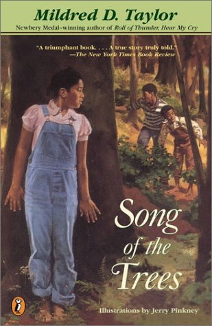 Song of the Trees   2003 edition cover