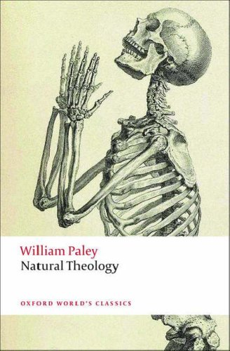 Natural Theology   2008 edition cover